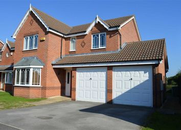 Thumbnail 4 bed detached house for sale in 17, Hillcrest Avenue, Wessington Alfreton, Derbyshire