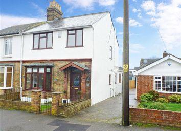 Thumbnail 3 bed semi-detached house for sale in Preston Avenue, Faversham, Kent