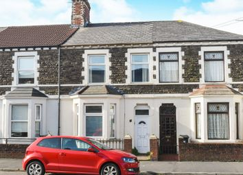 Thumbnail 2 bedroom flat for sale in Seymour Street, Splott, Cardiff
