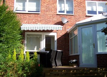Thumbnail 3 bed end terrace house for sale in Harlech Walk, Melton Mowbray