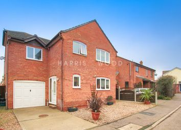 Thumbnail 4 bed detached house for sale in Langwood, West Mersea