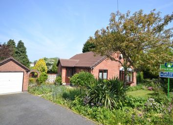 Thumbnail 3 bed bungalow for sale in Pennine Way, Swadlincote