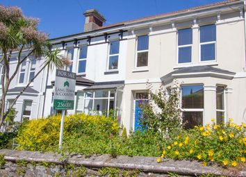 Thumbnail 4 bed terraced house for sale in Mannamead Road, Hartley, Plymouth