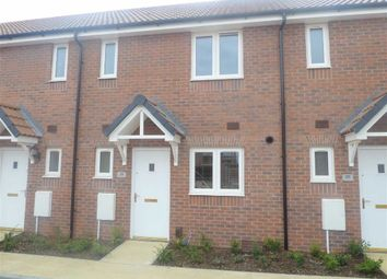 Thumbnail 2 bedroom terraced house to rent in Malone Avenue, Swindon, Wiltshire