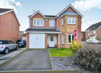 Thumbnail 4 bed detached house for sale in Siena Gardens, Forest Town, Mansfield