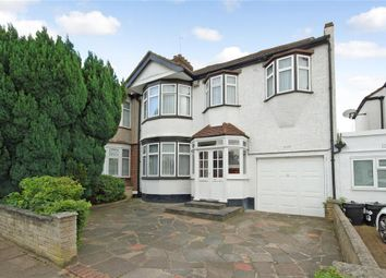 4 bed semi-detached house for sale in Lakeside Avenue, Ilford, Essex IG4