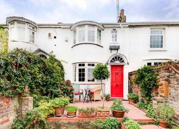 Thumbnail 2 bed terraced house for sale in The Cedars, Cedars Gardens, Preston, Brighton