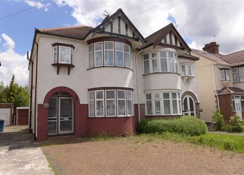 Thumbnail 3 bed semi-detached house for sale in Alveston Avenue, Harrow, Middlesex
