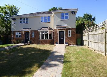 Thumbnail 3 bed semi-detached house to rent in Chestnut Avenue, Colden Common, Winchester