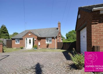Thumbnail 2 bed detached bungalow for sale in Rotton Row, Raunds, Northamptonshire