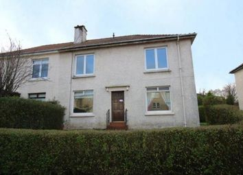 Thumbnail 2 bedroom cottage for sale in Rotherwood Avenue, Knightswood, Glasgow