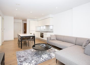 Thumbnail 2 bed flat to rent in Mawes House, Elephant Road
