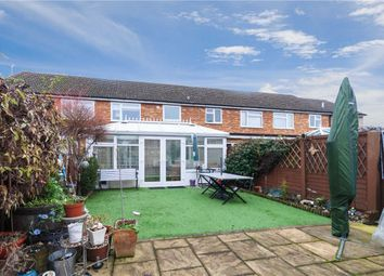 Thumbnail 3 bed terraced house for sale in Dorchester Avenue, Hoddesdon, Hertfordshire