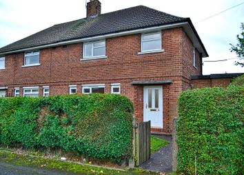 Thumbnail 3 bedroom semi-detached house for sale in Millstone Avenue, Stoke-On-Trent