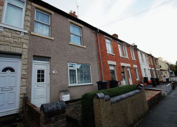 Thumbnail 3 bed terraced house for sale in Stafford Street, Swindon