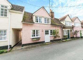 Thumbnail 3 bed cottage for sale in Church Lane, Castle Hedingham, Halstead