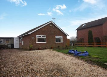 Thumbnail 3 bed detached bungalow for sale in Main Road, Withern