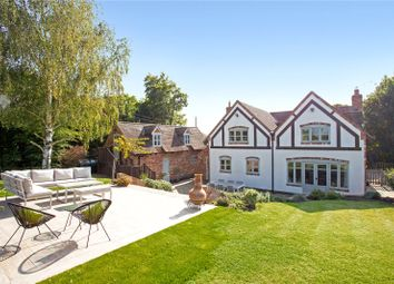 Thumbnail 5 bed detached house for sale in Wixford, Alcester