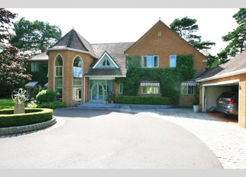 Thumbnail 5 bed detached house for sale in Lawrence Drive, Canford Cliffs, Poole