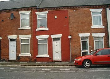 Thumbnail 3 bedroom terraced house to rent in Vine Terrace, Hucknall