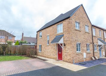 2 bed end terrace house for sale in Parkins Close, Wellingborough NN8
