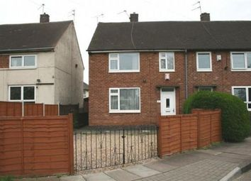Thumbnail 3 bed end terrace house to rent in New Parks Boulevard, Leicester
