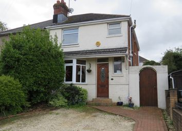Thumbnail 3 bed semi-detached house for sale in Northfield Road, Southampton