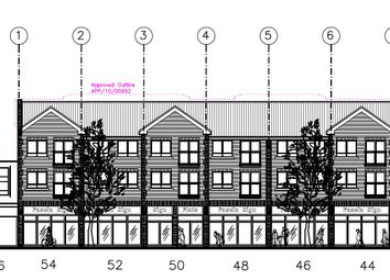 Retail premises to let in Units A-D, 44-54 West Street, Havant PO9