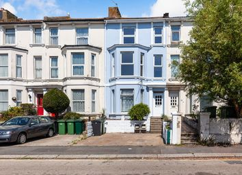 Thumbnail 3 bed flat to rent in Elphinstone Road, Hastings