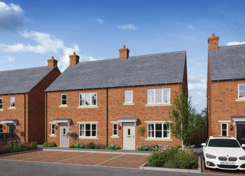 Thumbnail 3 bed end terrace house for sale in Brick Kiln Road, Raunds, Wellingborough