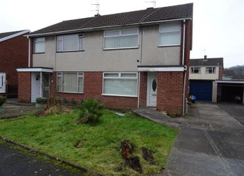 Thumbnail 3 bed detached house for sale in Woodland Avenue, Pencoed, Bridgend