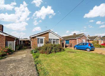 Thumbnail Detached bungalow for sale in Rivermead, Stalham, Norwich