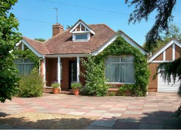 Thumbnail 3 bed detached bungalow for sale in Eastbourne Road, Willingdon, Eastbourne