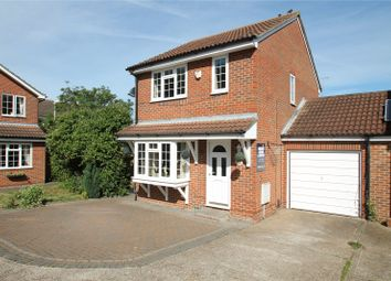 3 bed link-detached house for sale in Castle Lane, Chalk, Kent DA12