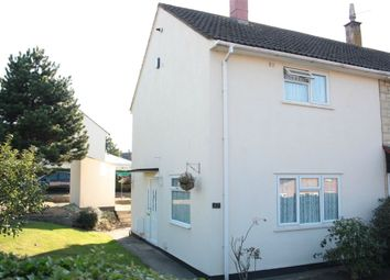 Thumbnail 2 bed end terrace house for sale in Fair Furlong, Bishopsworth, Bristol