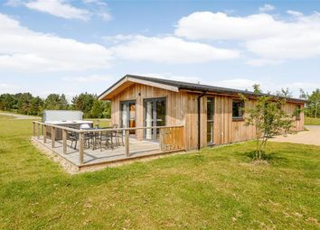 Thumbnail 2 bed detached house for sale in Cedar Retreats, West Tanfield, North Yorkshire