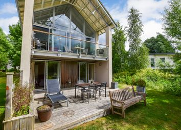 Thumbnail 4 bed detached house for sale in Clearwater, Cirencester, The Cotswold Water Park