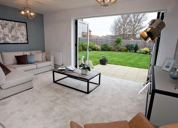"Thumbnail 4 bed semi-detached house for sale in ""The Ledbury"" at Whittle Way, Catcliffe, Rotherham"