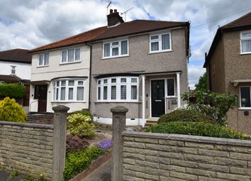 3 bed semi-detached house for sale in Oakdene Road, Watford, Herts WD24