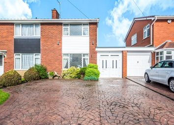 Thumbnail 2 bedroom semi-detached house for sale in Wayside Gardens, Willenhall