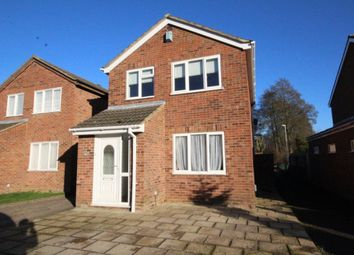 Thumbnail 3 bed property to rent in Thornfield, Northampton