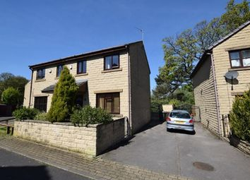 Thumbnail 2 bedroom semi-detached house for sale in Burras Road, Bradford, West Yorkshire