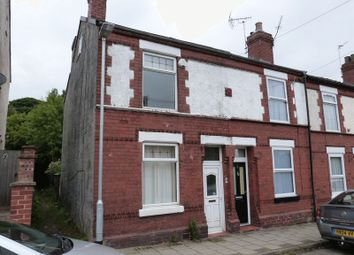 Thumbnail 2 bed terraced house for sale in 9 Sefton Avenue, Congleton, Cheshire