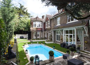 Thumbnail 10 bed property to rent in Frognal, London