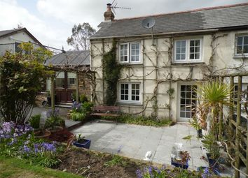 Thumbnail 2 bed cottage to rent in Tregrehan Mills, St Austell, Cornwall