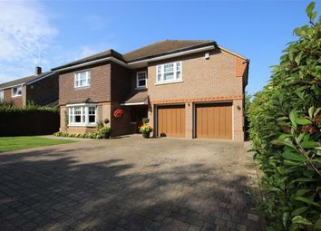 Thumbnail 5 bedroom detached house for sale in Oakfield Road, Harpenden, Hertfordshire