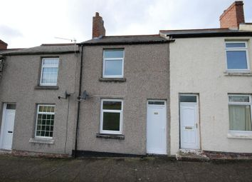 Thumbnail 3 bedroom terraced house to rent in Coquet Street, Chopwell, Newcastle Upon Tyne