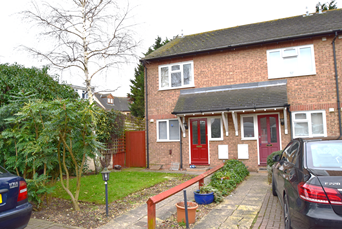 Thumbnail 2 bedroom semi-detached house to rent in Sherry Mews, Barking