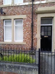 Thumbnail 1 bed flat to rent in Eastbourne Avenue, Gateshead