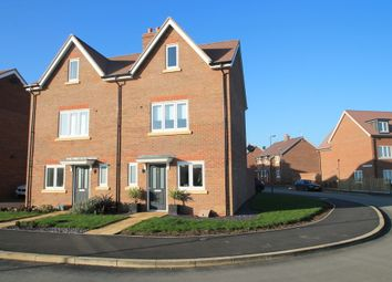 Thumbnail 3 bed semi-detached house for sale in Monarch Street, Aylesbury